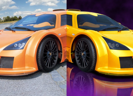 Car Photo Editing & Manipulation